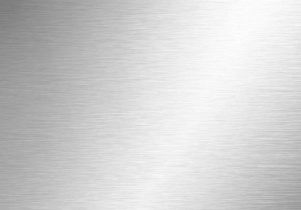 metal texture background Brushed aluminum texture with light effects sheet metal stock pictures, royalty-free photos & images