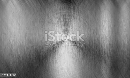 istock Metal texture background 474613140