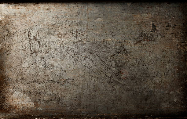 metal texture background Dark  rusty metal texture background sheet metal stock pictures, royalty-free photos & images