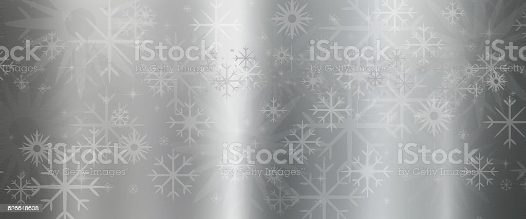 Metal texture background with star stock photo