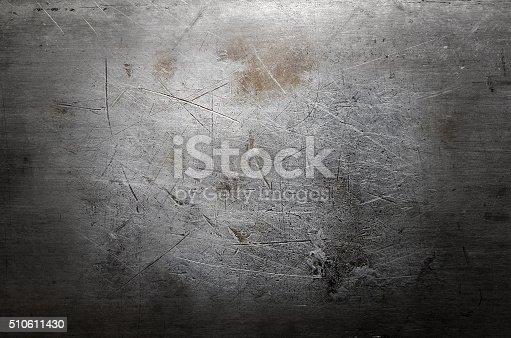 istock Metal texture 510611430