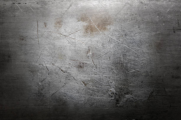 metal texture - rough stock photos and pictures