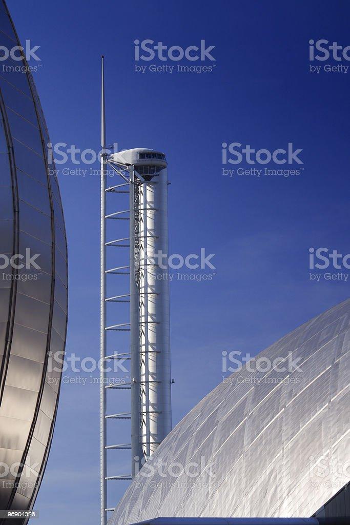 metal tower royalty-free stock photo
