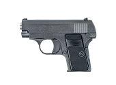 Metal toy gun