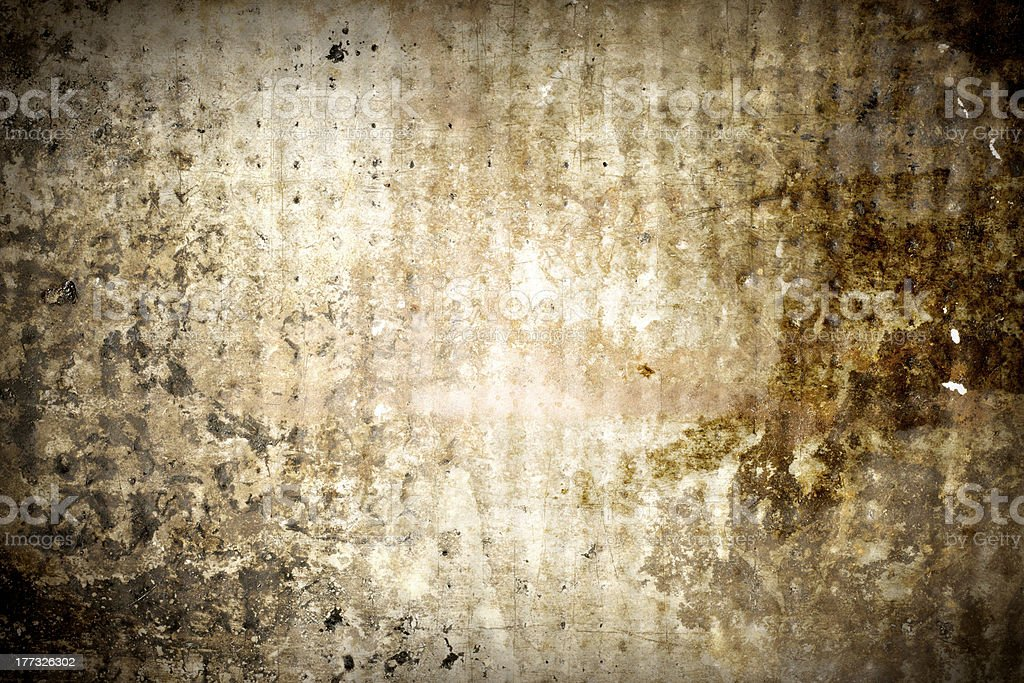 Metal vintage background texture witch scratches royalty-free stock photo