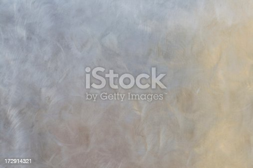 istock Metal wall - pastel abstract reflections 172914321