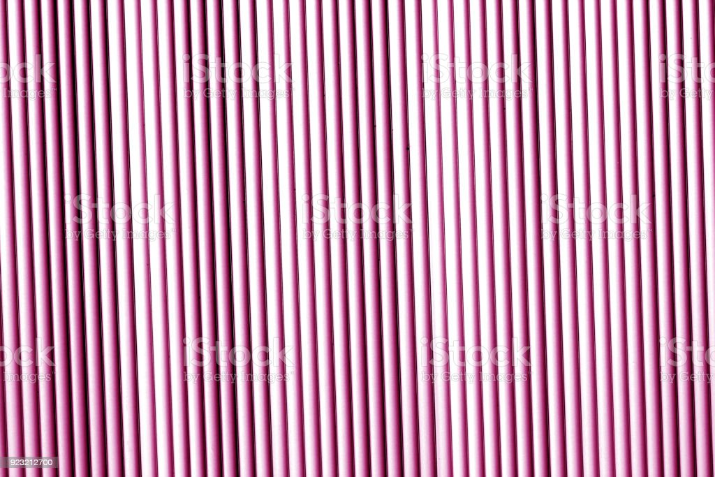 Metal wall texture in pink tone stock photo