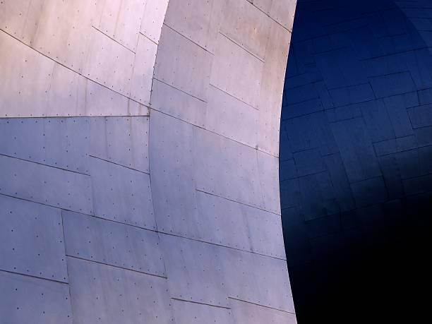 Wellen aus Metall – Foto