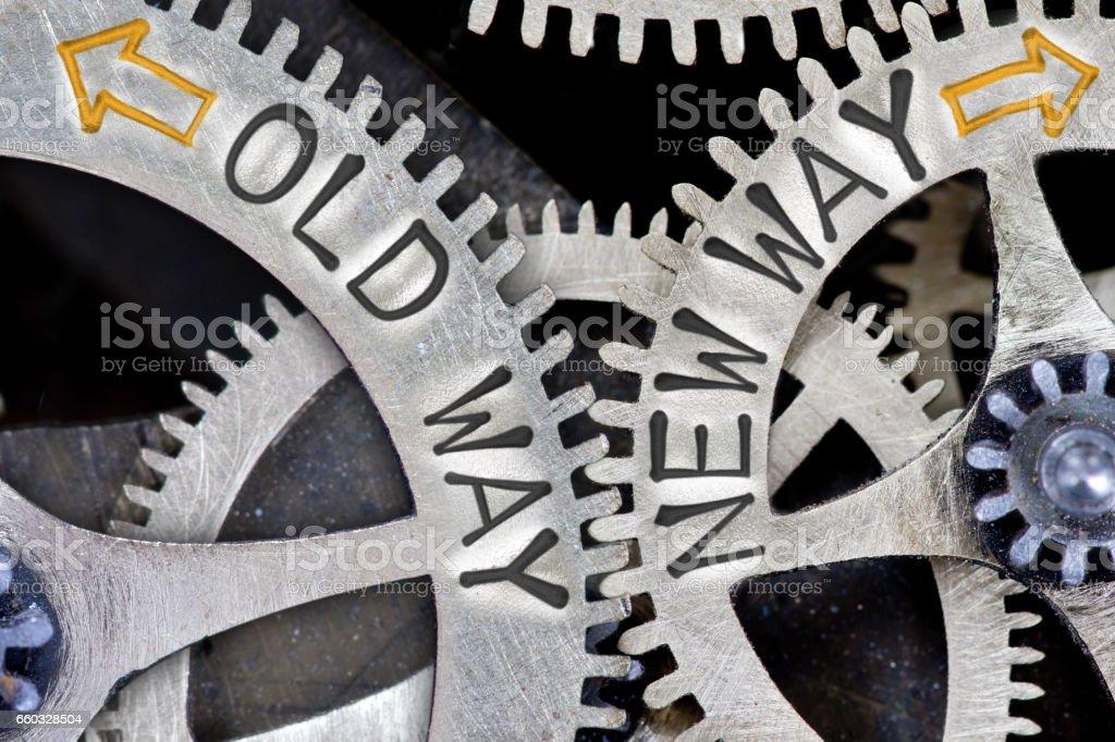Metal Wheel Concept royalty-free stock photo