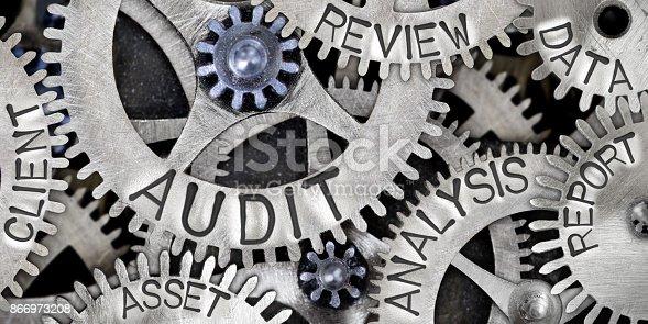 istock Metal Wheel Concept 866973208
