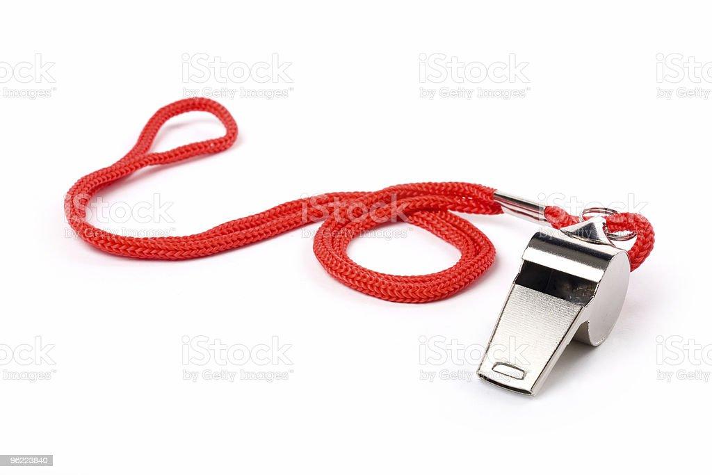 Metall-Whistle – Foto