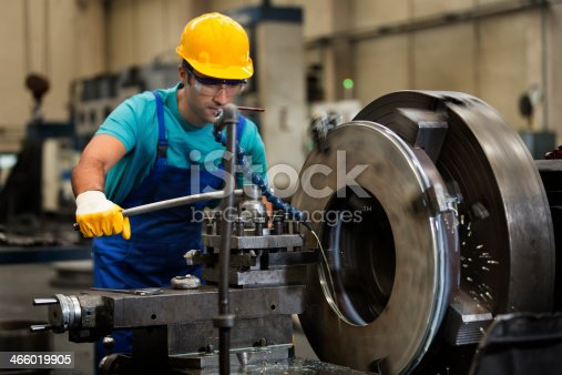 Metal Worker Factory