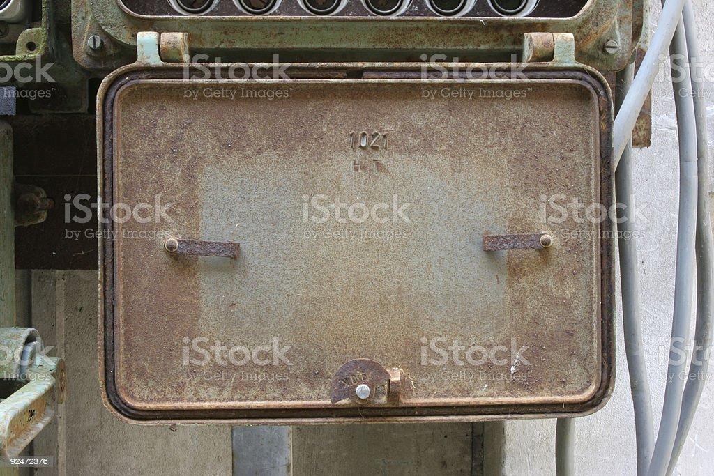 metal-framework1 royalty-free stock photo