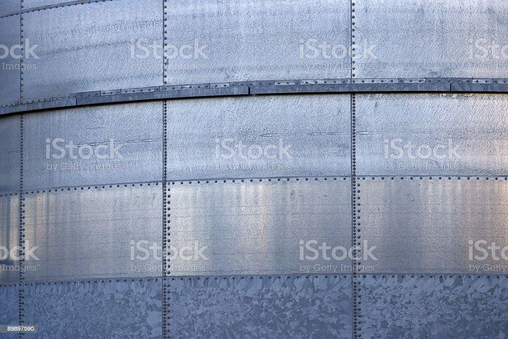 Металлизированный Абстрактный Стоковые фото Стоковая фотография