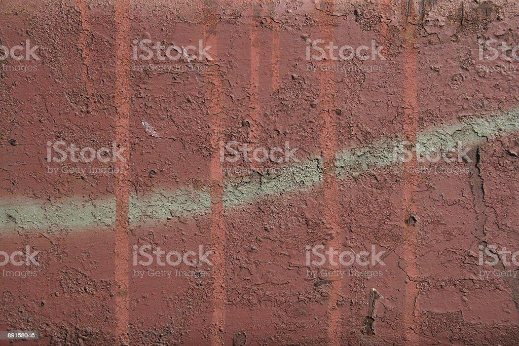 Metallic Abstraction stock photo