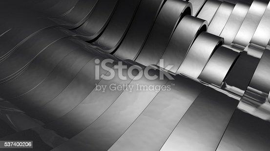 96897092 istock photo Metallic and wavy stripes 537400206