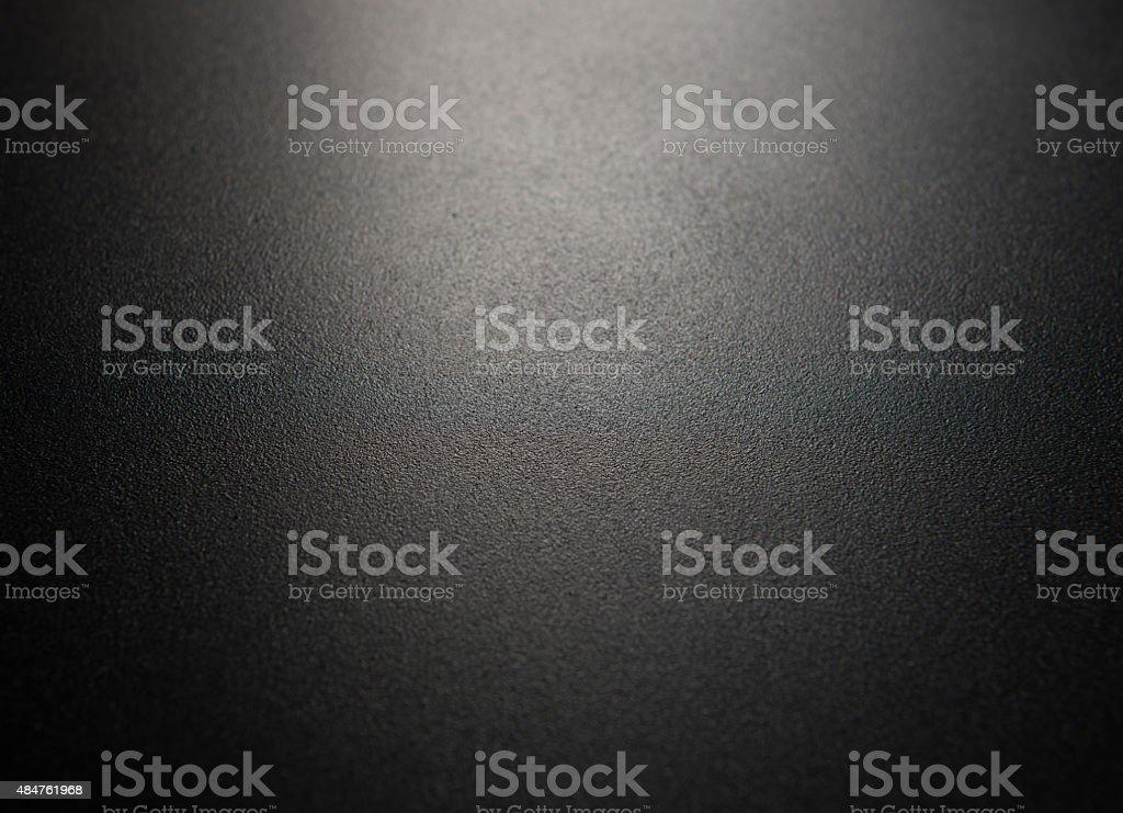 Metallic  black texture stock photo