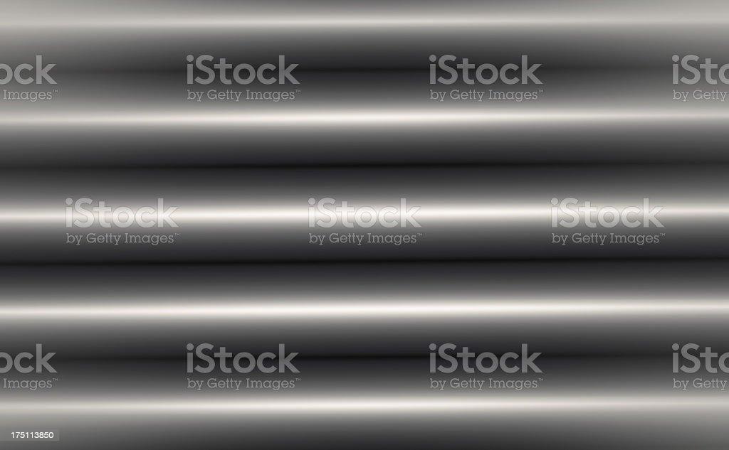 Metallic blinds royalty-free stock photo