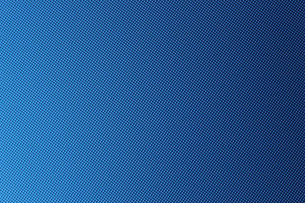 metallic blue background - grid pattern stock photos and pictures