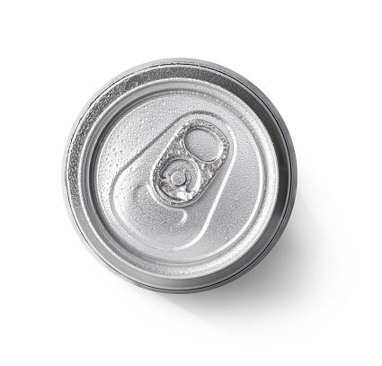 istock metallic can on white background 922675988