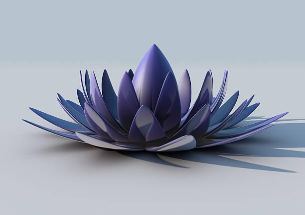 Metallic-Blume – Foto