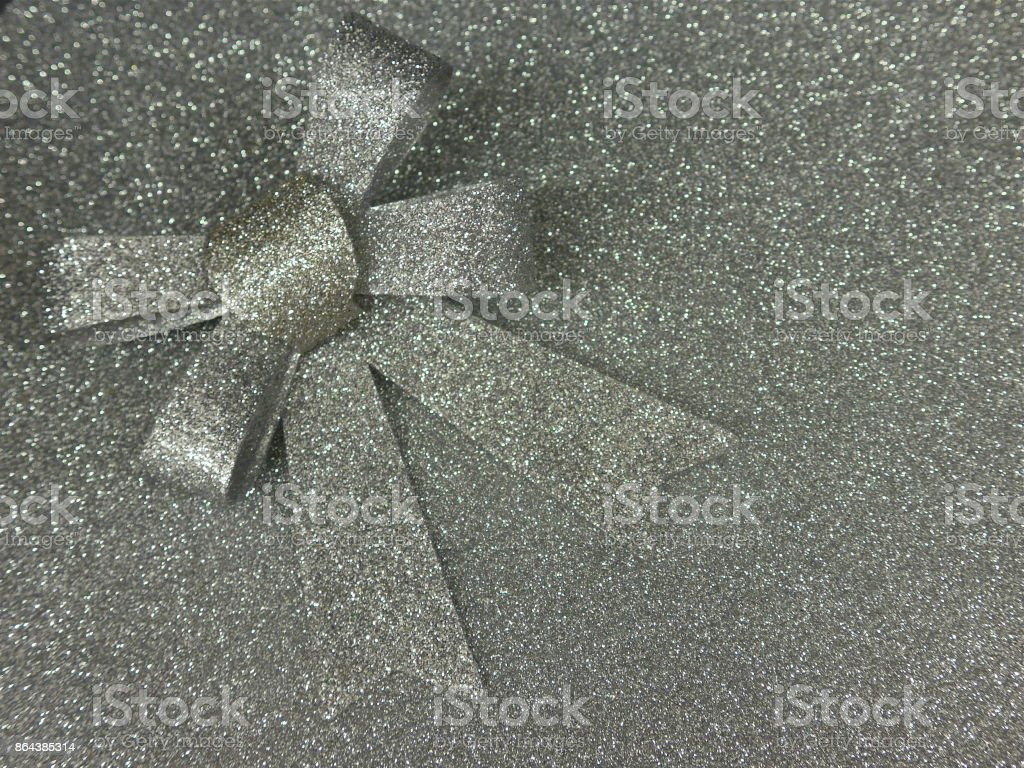 Metallic glittering background, open space for lettering, decor or design stock photo