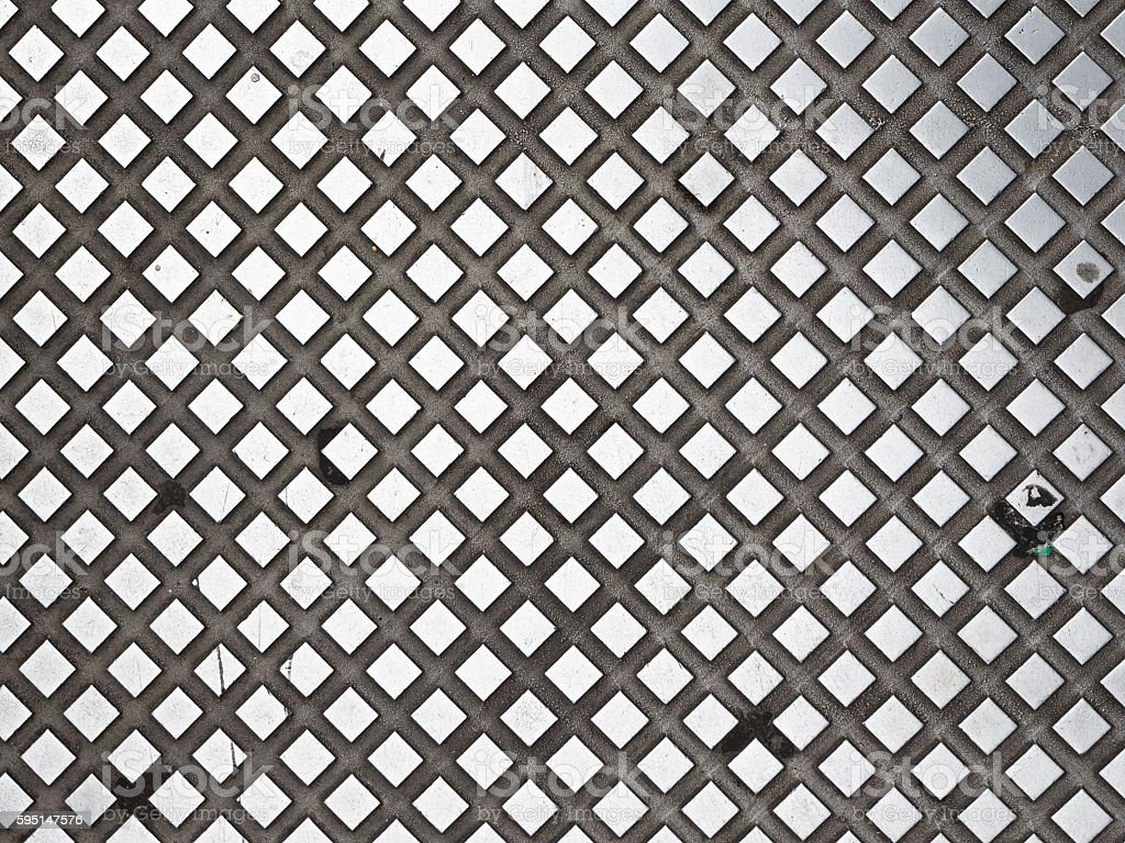 metallic plaid texture stock photo