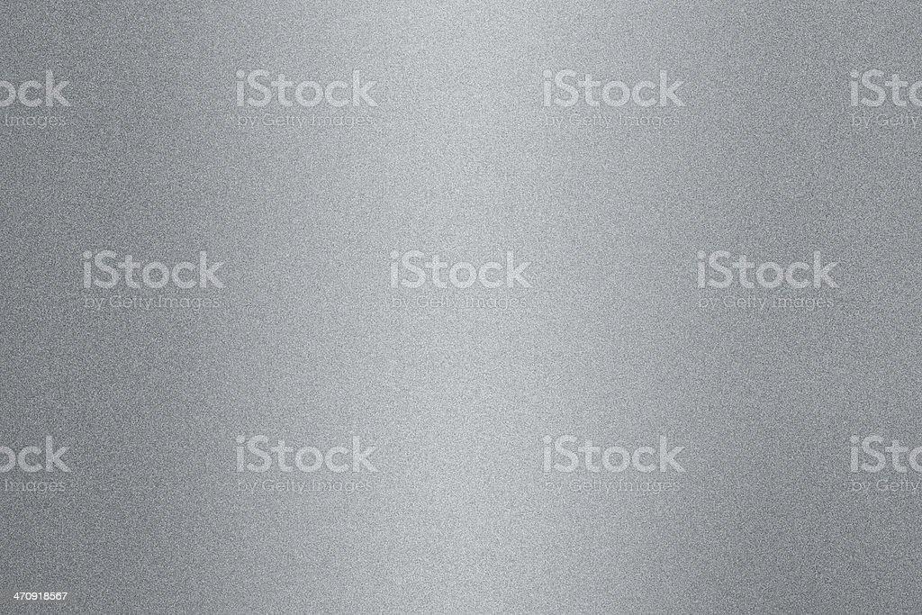 Metallic silver background reflecting light stock photo