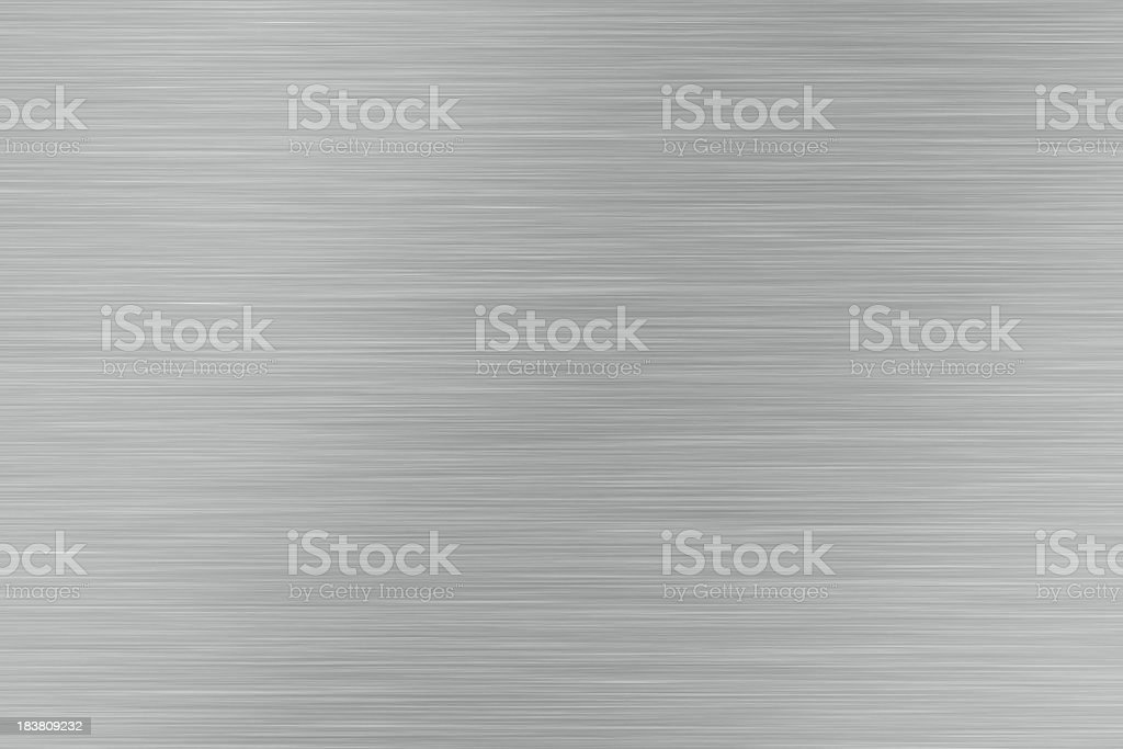 Metallic Surface (High Resolution Image) stock photo