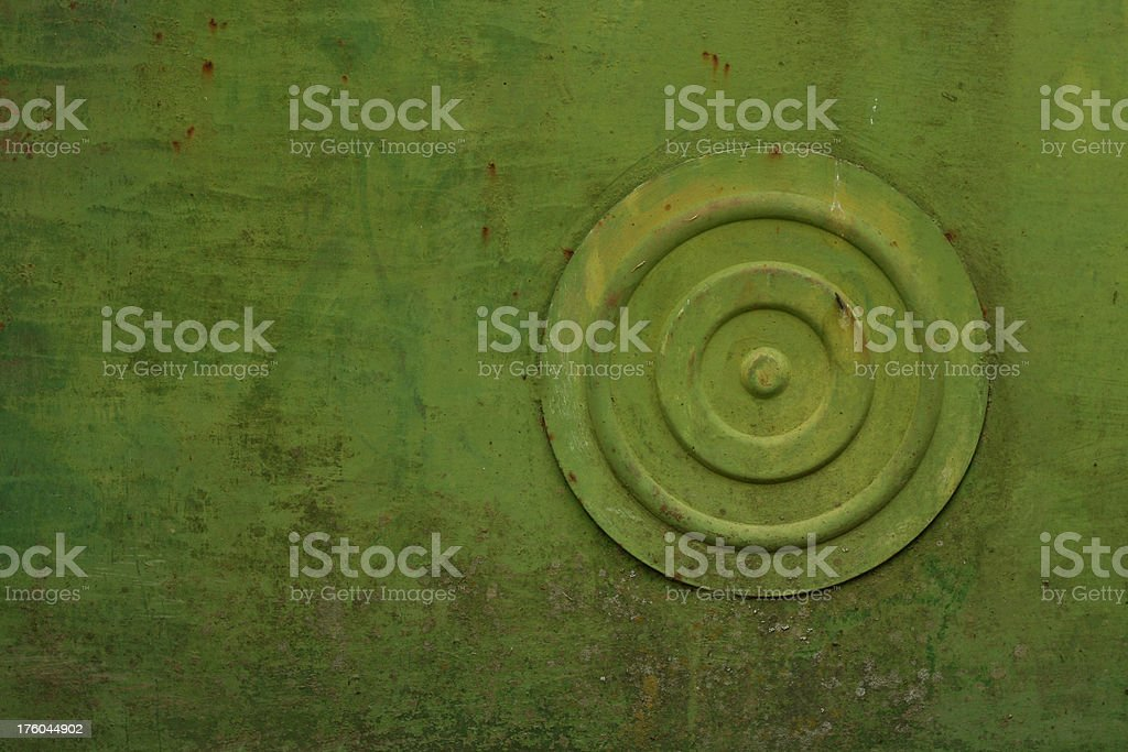 Metallic Symbol royalty-free stock photo