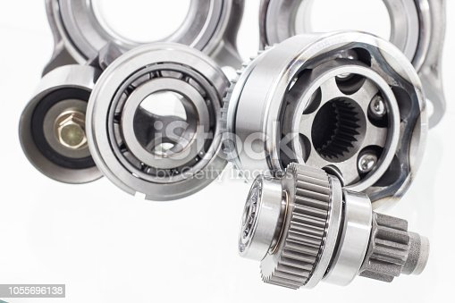 metallurgy, various products of the bearing plantmetallurgy, various products of the bearing plant