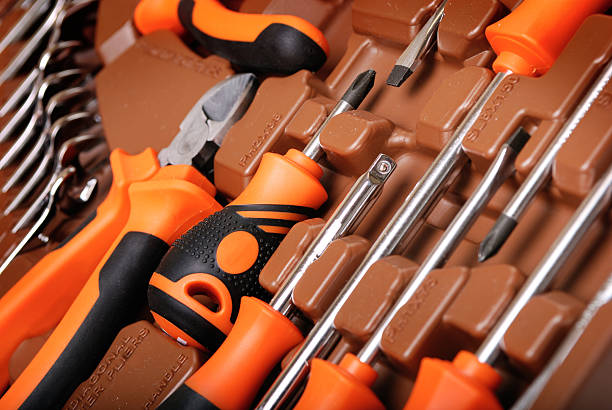 Metallhandwerk Werkzeugkasten – Foto