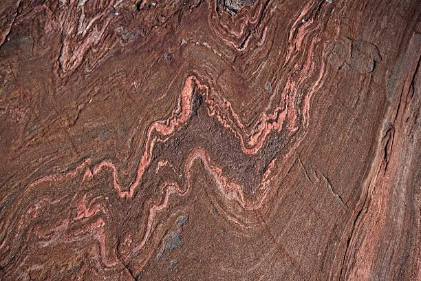 Metamorphic Rock stock photo