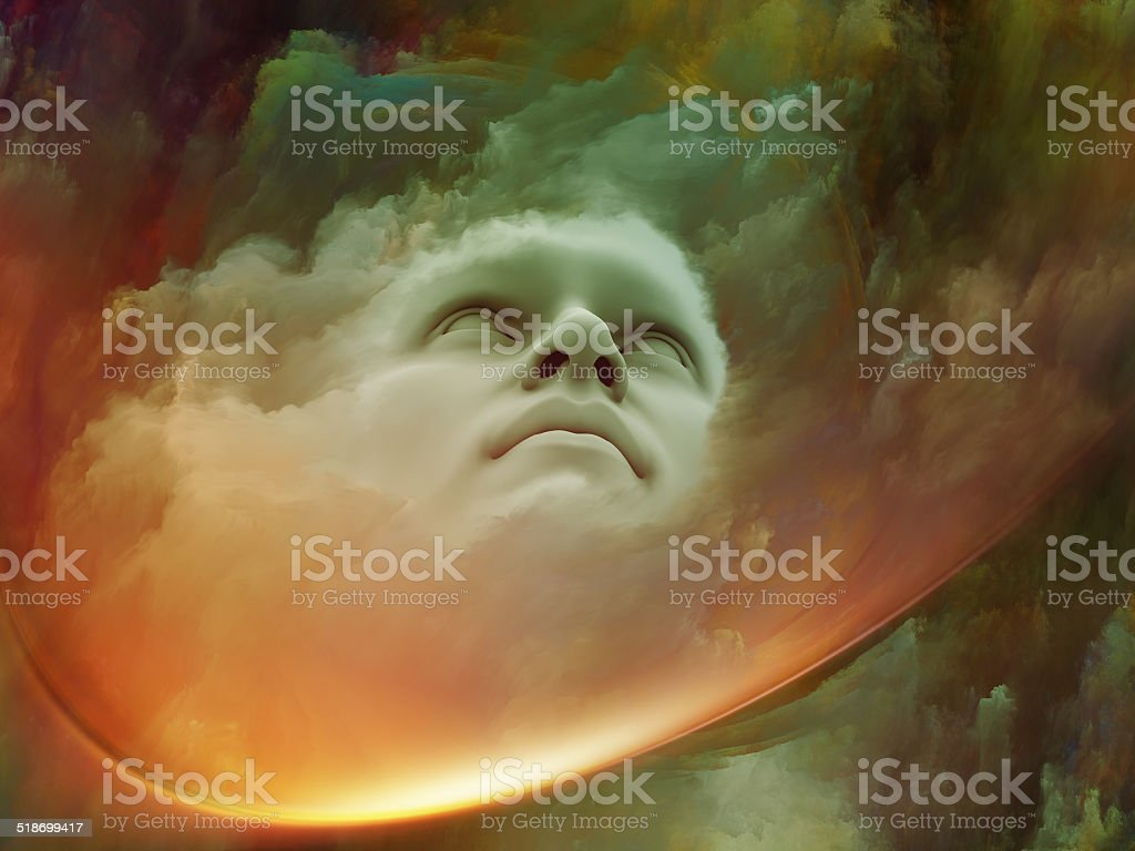 Metaphorical Dream stock photo