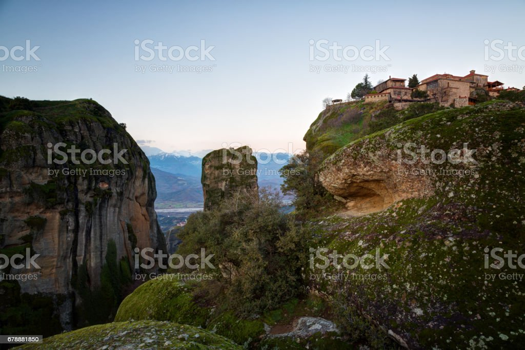 Meteora in Greece photo libre de droits