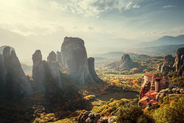 Meteora-Kloster in Griechenland – Foto
