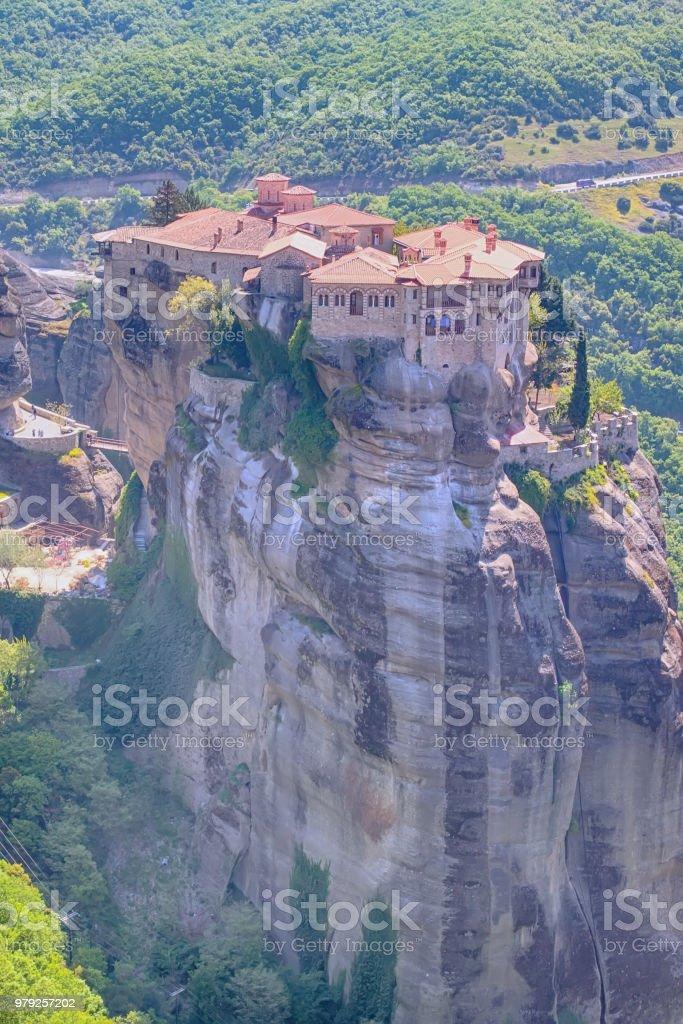 ギリシャ 修道院