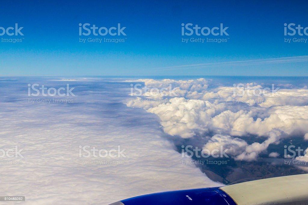 Meteorologie der Vorderseite – Foto