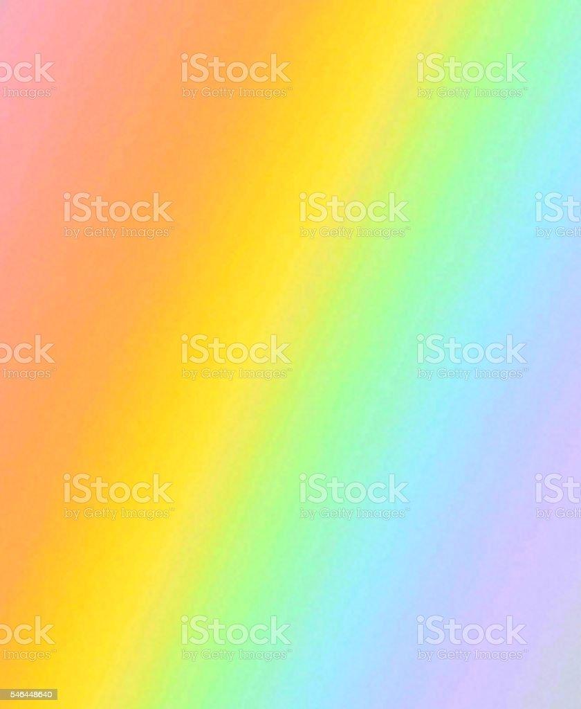 meteorological phenomenon rainbow light effect extreme close up background stock photo
