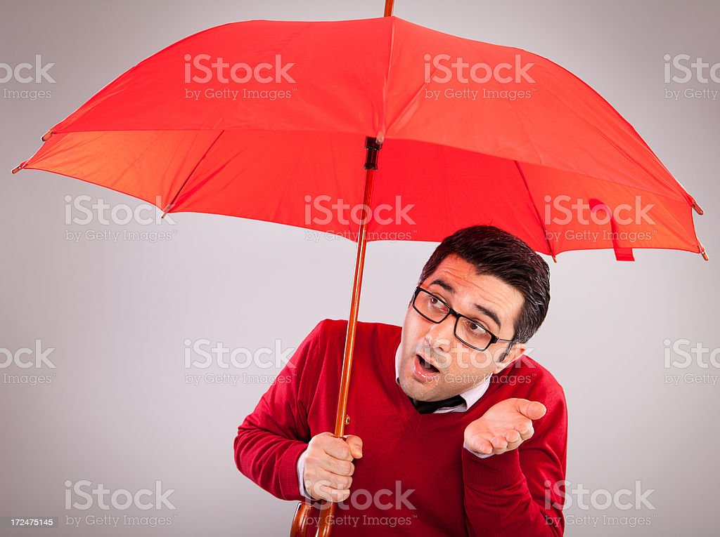 Meteorology royalty-free stock photo