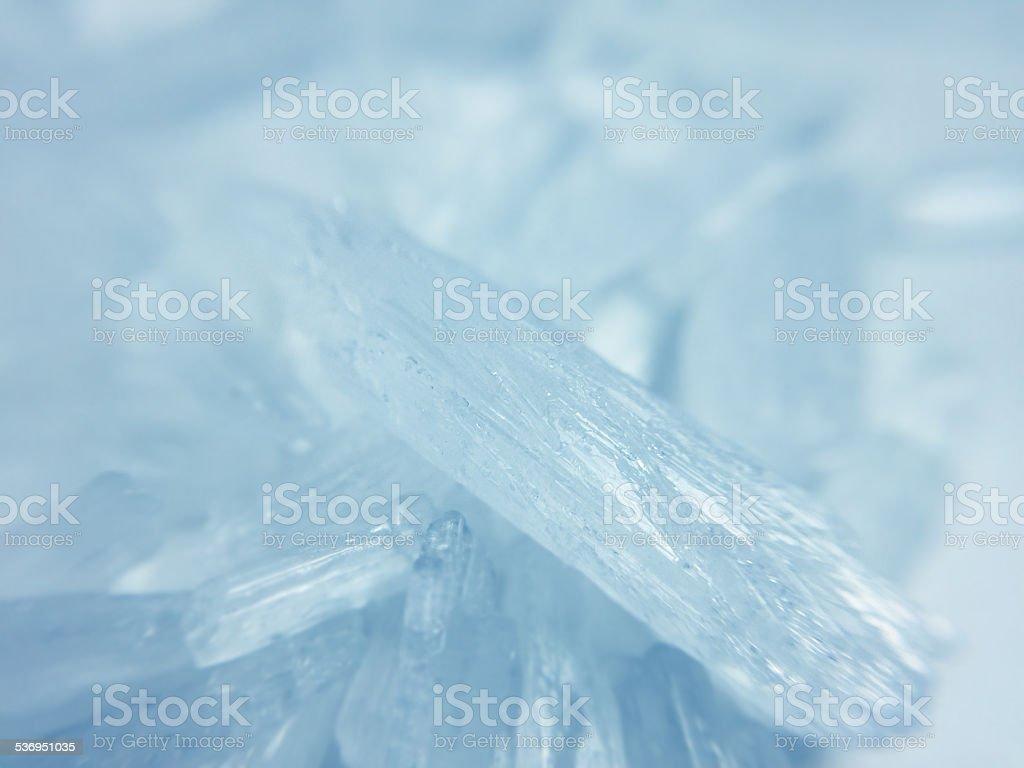 Methamphetamin crystal meth stock photo