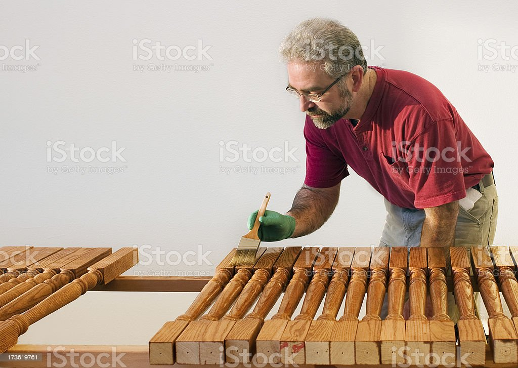 meticulous royalty-free stock photo