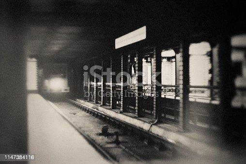Budapest, Subway, Subway Train, Activity, vintage