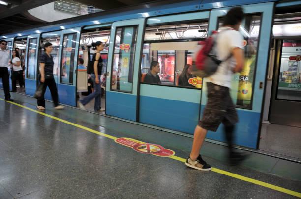 Metro von Santiago – Foto