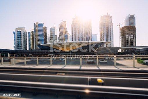 Arabia, Dubai, Persian Gulf Countries, United Arab Emirates, Traffic