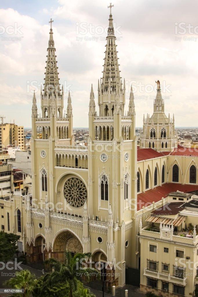 Metropolitan-Kathedrale, Guayaquil – Foto