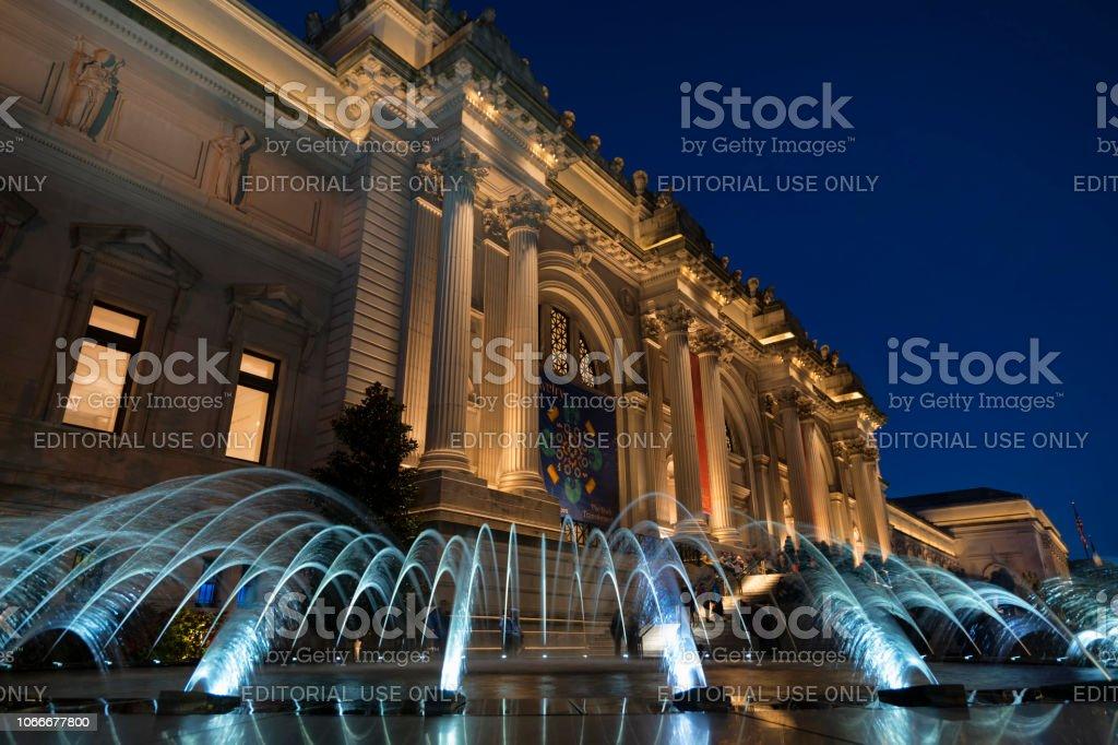 Metropolitan Museum of Art in New York City – Foto