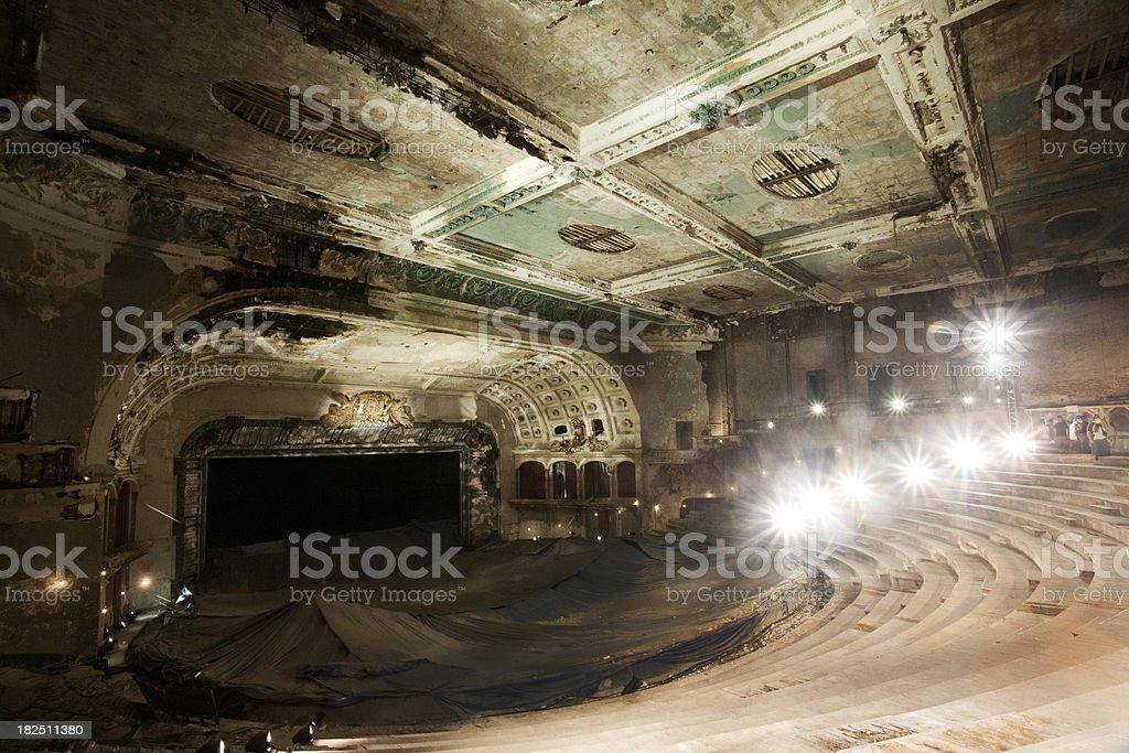 Metropolitan Opera House royalty-free stock photo