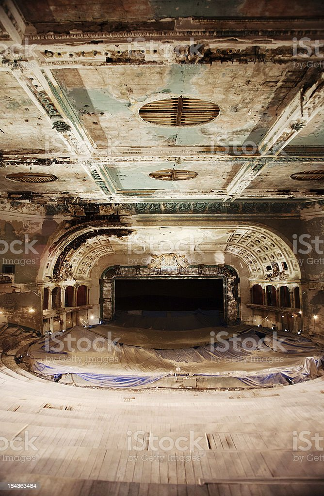 Metropolitan Opera House stock photo