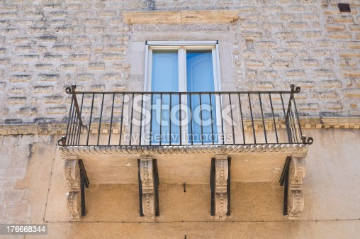 Mettola Palace Manfredonia Puglia Italy Stock Photo & More Pictures of Ancient